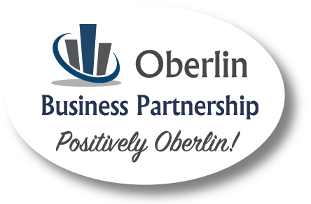 Oberlin Business Partnership logo